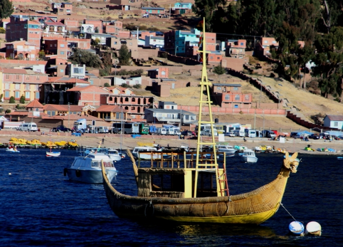 Bolivia - Titikaka 40 - Copacabana