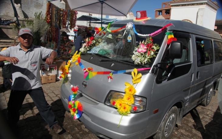 Bolivia - Titikaka 52 - Copacabana