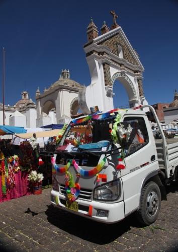 Bolivia - Titikaka 54 - Copacabana