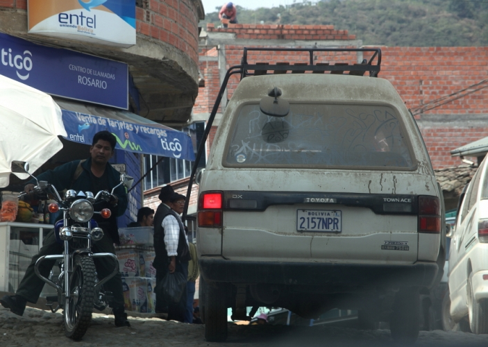 Bolivia - Yungas 018 - Coroico