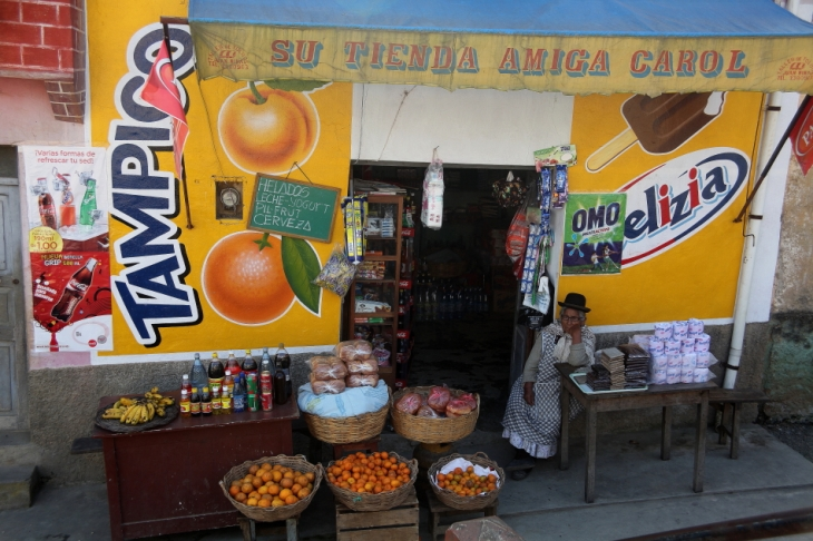 Bolivia - Yungas 032 - Coroico
