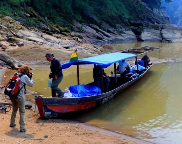 Bolivia - Amazonas 058
