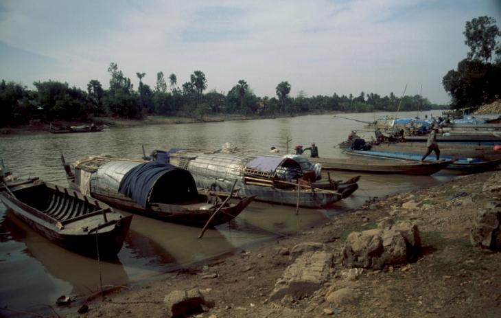 Cambodia - South 008 - Angkor Borei