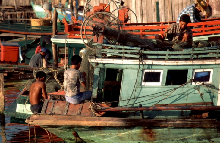 Cambodia - South 043 - Sihanoukville