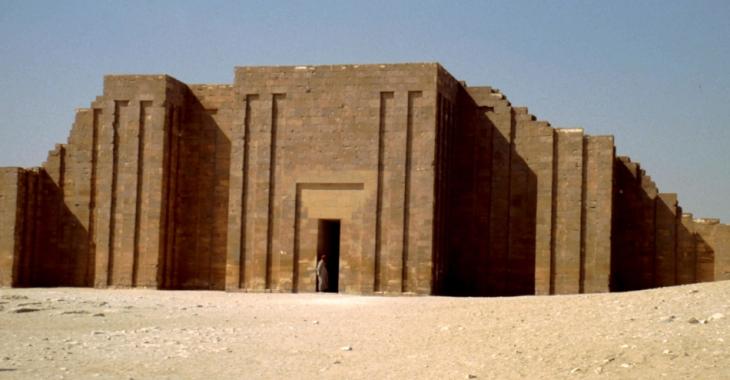 Egypt - Cairo surroundings 13 - Saqqara