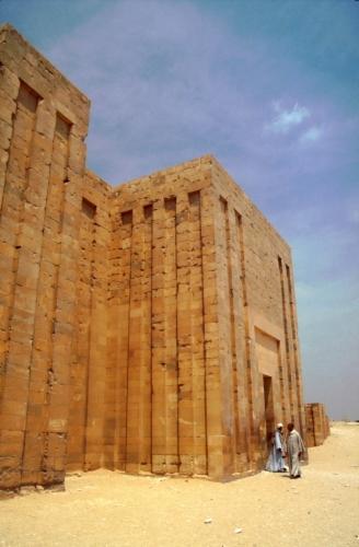 Egypt - Cairo surroundings 14 - Saqqara