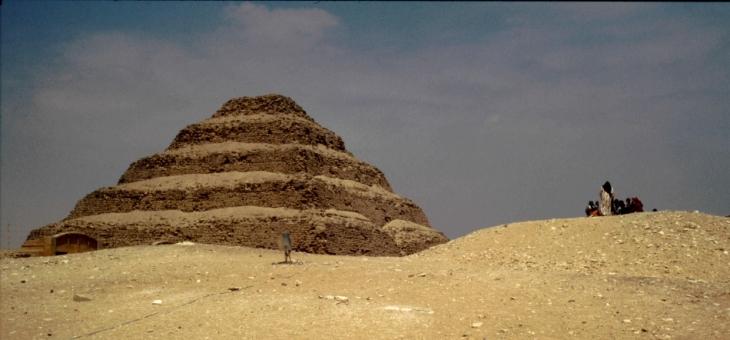 Egypt - Cairo surroundings 15 - Saqqara