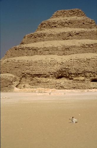 Egypt - Cairo surroundings 16 - Saqqara