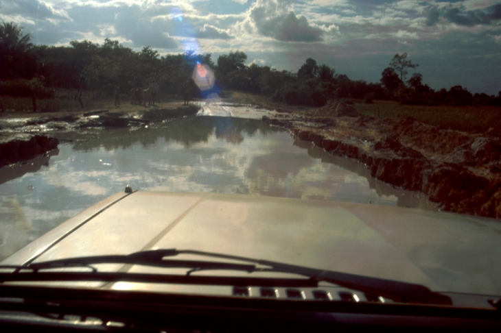 Central Cambodia 063 - On the road to Sambor Prei Kuk