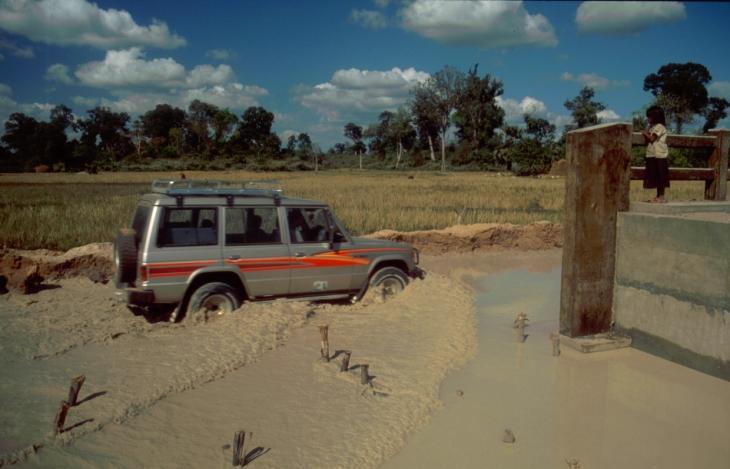 Central Cambodia 064 - On the road to Sambor Prei Kuk