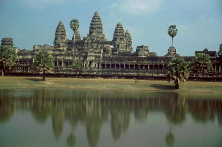 Cambodia - Angkor 079 - Angkor Wat
