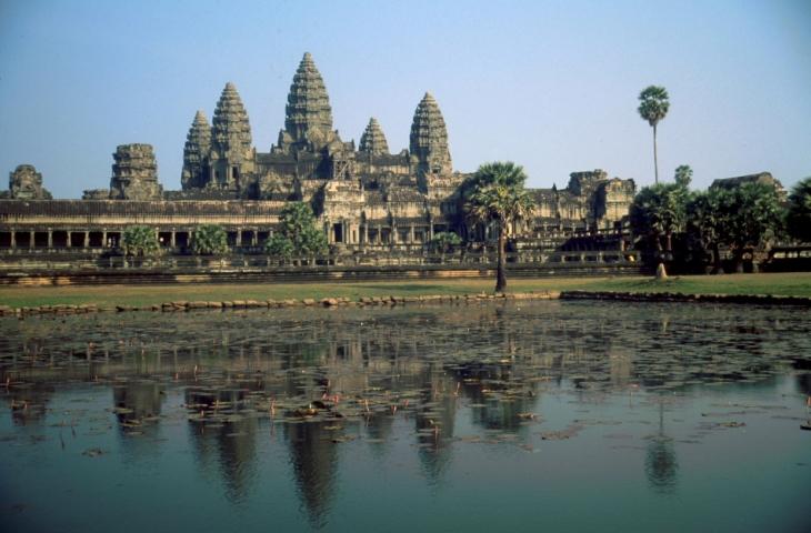 Cambodia - Angkor 080 - Angkor Wat