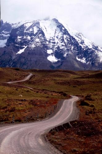 Chile - Torres del Paine 01