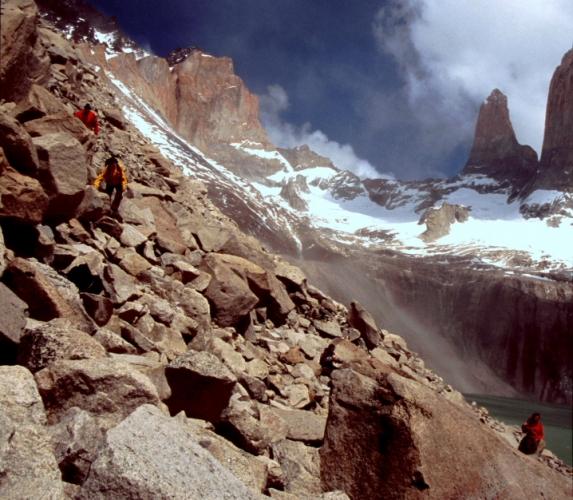 Chile - Torres del Paine 76
