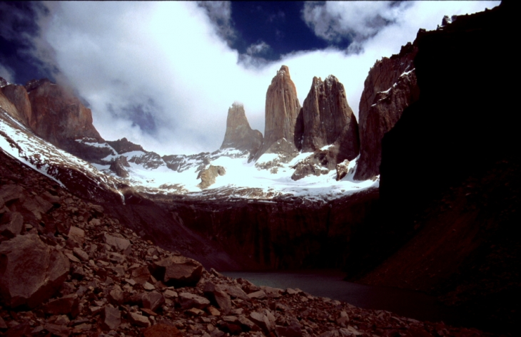 Chile - Torres del Paine 82