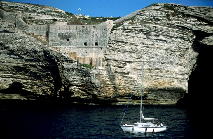 France - Corsica 003 - Bonifacio