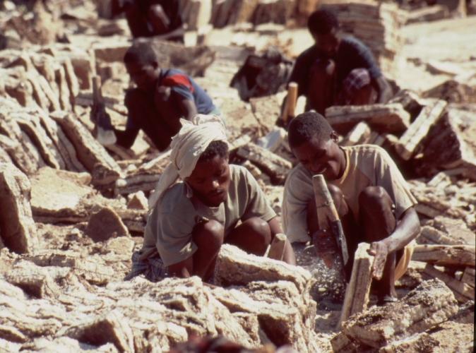 Ethiopia - Danakil 121 - Asale
