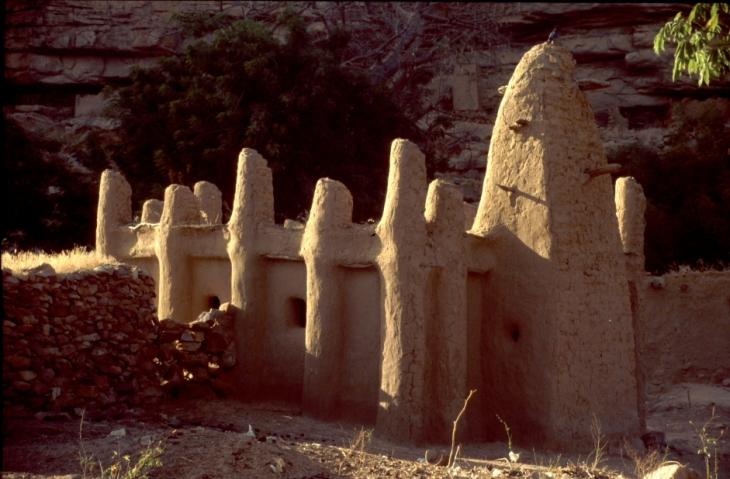 Mali - Dogon tribe 129 - Niogoro village