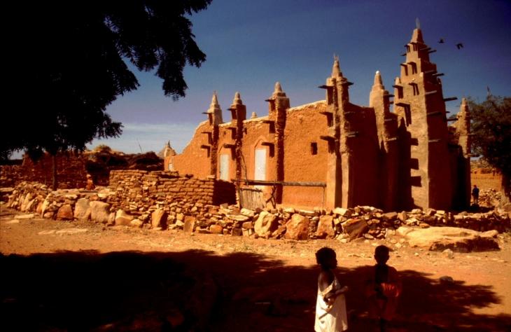 Mali - Dogon tribe 015 - Songo village