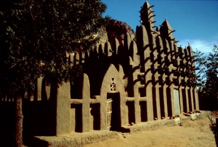 Mali - Dogon tribe 037 - Kani Kombole