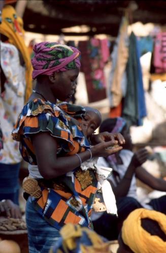 Mali - Dogon tribe 039 - Kani Kombole