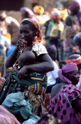 Mali - Dogon tribe 043 - Kani Kombole
