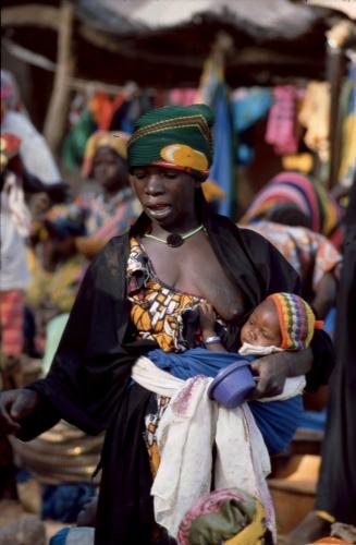 Mali - Dogon tribe 046 - Kani Kombole
