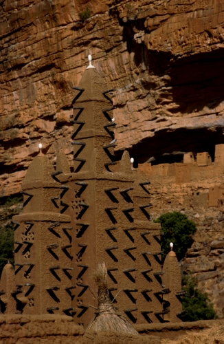Mali - Dogon tribe 078 - Teli village