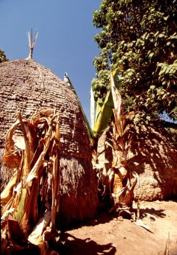 Ethiopia - South 035 - Dorze village