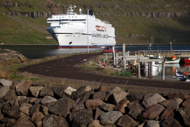 Iceland - East Coast 010 - Seydisfjordur