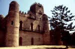 Ethiopia 001 - Gondar - Fortress city of Fasil Ghebbi