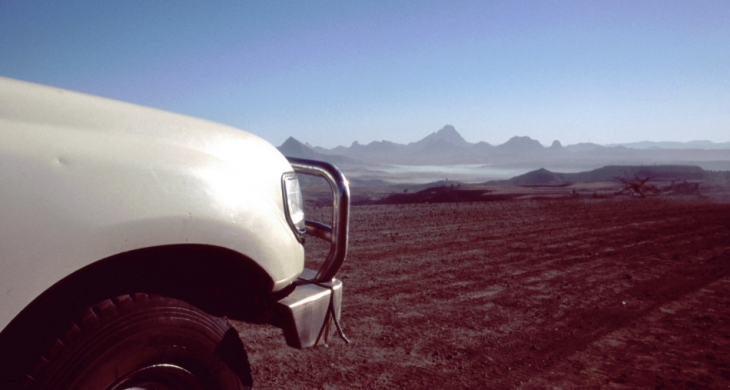 Ethiopia 117 - On the road to Mekele
