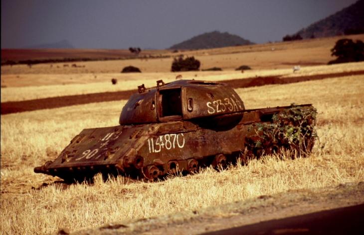 Ethiopia 026 - On the road to Bahir Dar