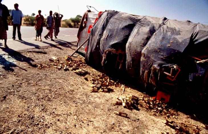 Ethiopia 015 - On the road to Bahir Dar