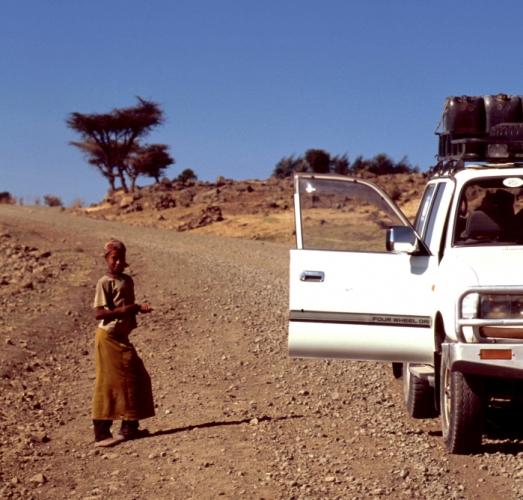 Ethiopia 024 - On the road to Bahir Dar