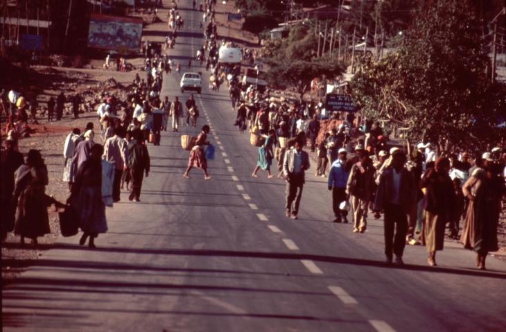 Ethiopia 004 - On the road to Bahir Dar