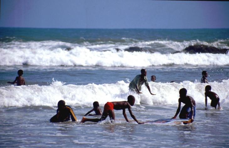 Ghana - Golden Coast 019 - Fort Amsterdam