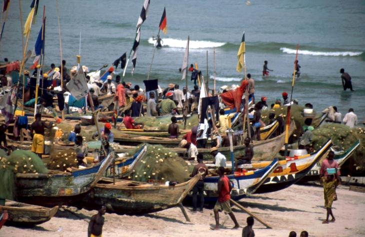 Ghana - Golden Coast 100 - Elmina