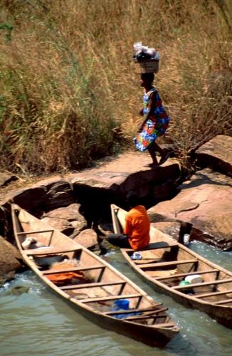 Ghana - Volta 040 - Yapei Queen