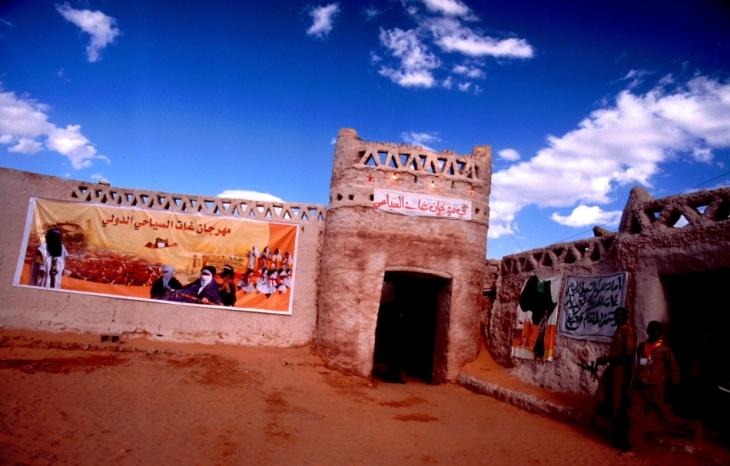 Libya - Ghat 08