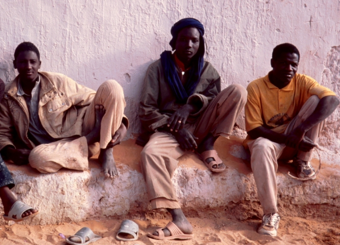 Libya - Ghat 09