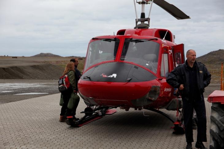 Greenland 002 - Kulusuk airport