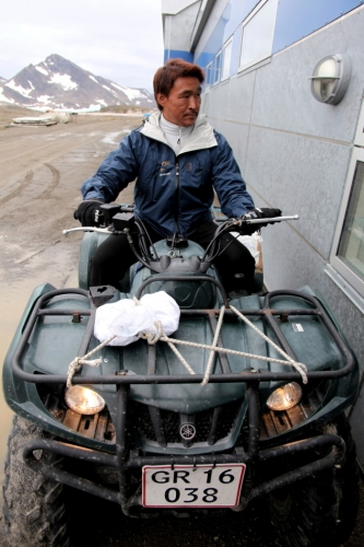 Greenland 175 - Kulusuk airport