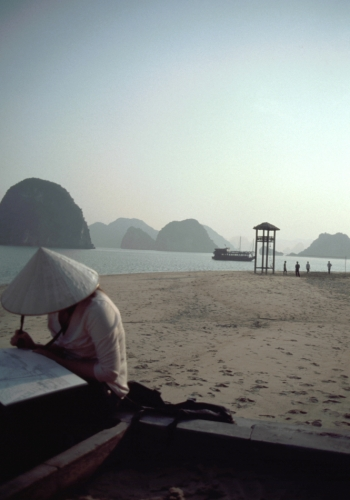 Vietnam - Baie d' Halong 029