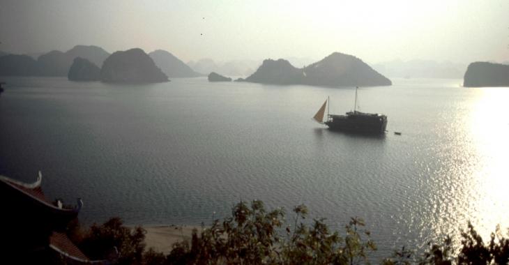 Vietnam - Baie d' Halong 034