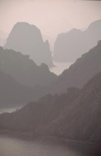 Vietnam - Baie d' Halong 035