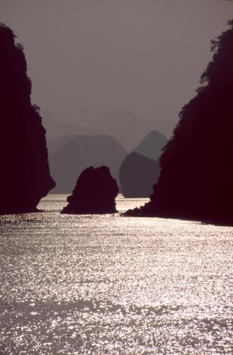 Vietnam - Baie d' Halong 038