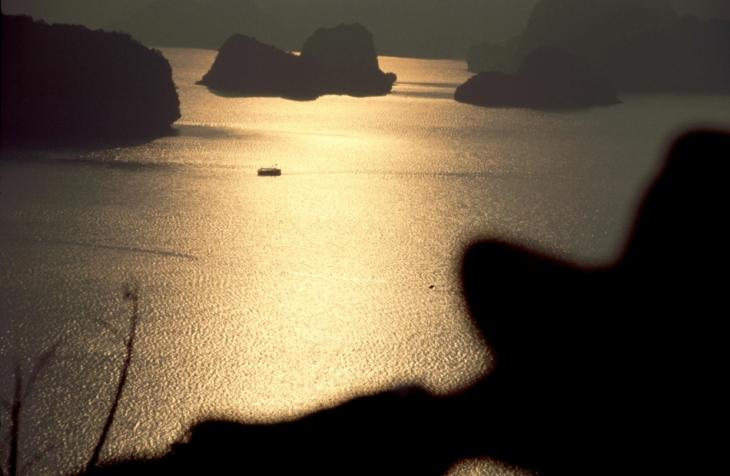 Vietnam - Baie d' Halong 039