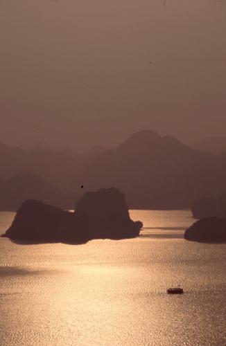 Vietnam - Baie d' Halong 040