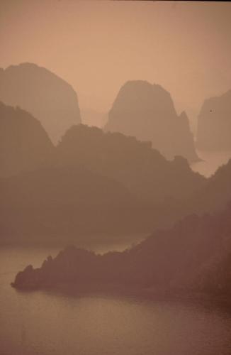 Vietnam - Baie d' Halong 041